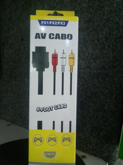 Cabo Av Play Px1 Px2 Px3 B-max Bm233