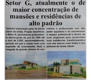 Setor De Alto Padrao Em Querencia-mt - 23104