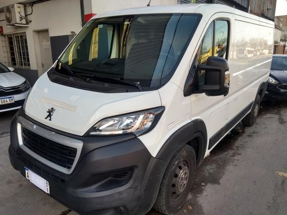 Peugeot Boxer 2.2 Hdi 435m Premium 2019
