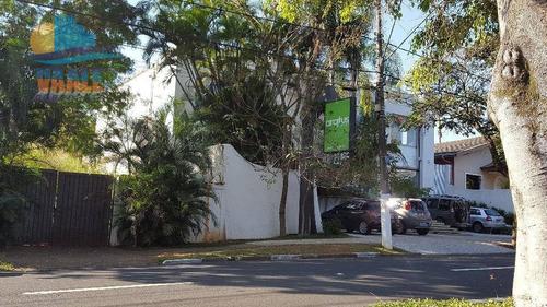 Imagem 1 de 12 de Terreno À Venda, 1067 M² Por R$ 1.700.000,00 - Jardim Nossa Senhora Auxiliadora - Campinas/sp - Te0026