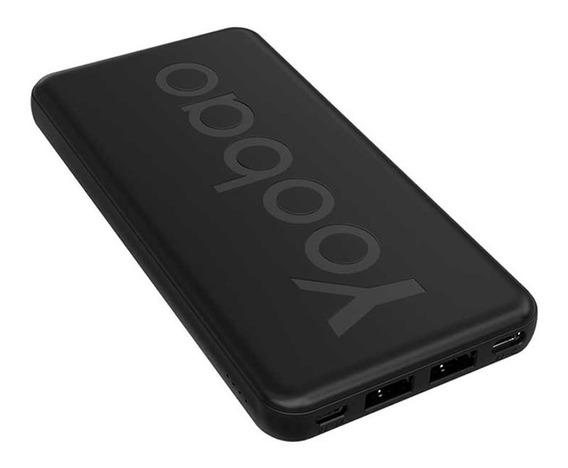 Cargador Portatil Yoobao Power Bank 10000 Mah Samsung Huawei