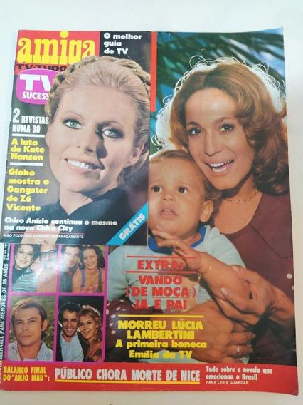 Revista Amiga 329 Susana Vieira Rita Lee Fotonovela Savalla