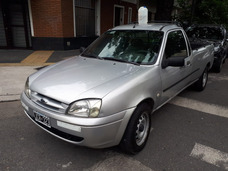Ford Courier 2010 Xl Plus Única Mano