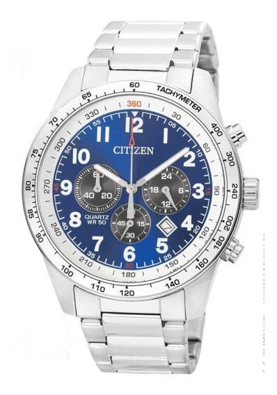 Relógio Citizen Tz30964f Prata