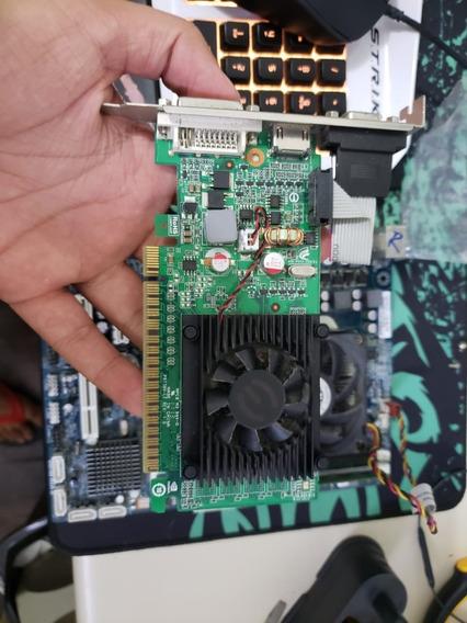 Placa De Vídeo Nvidia Geforce 8400gs 512mb