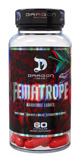 Fematrope Dragon Pharma 60 Caps Importado/ Original