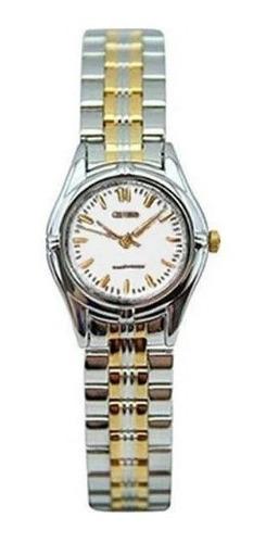 Reloj Mujer Orient Fub5000fw0. Combinado. Nuevo