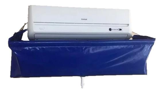 Saco Coletor Para Higienização De Ar Condicionado 7 A 30