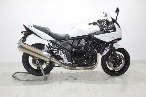 Suzuki Bandit 650 S 2014 Branca