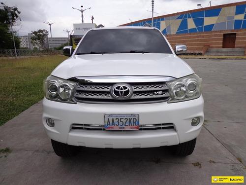 Toyota Fortuner Sr Automático