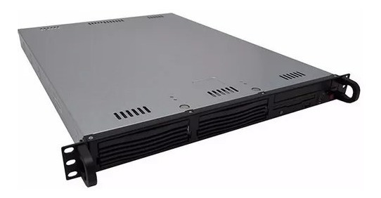 Server Supermicro Intel Xeon Suporta Hd Ssd / Sata 8gb Ram