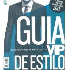 Guia Vip De Estilo 2013 Editora Abril