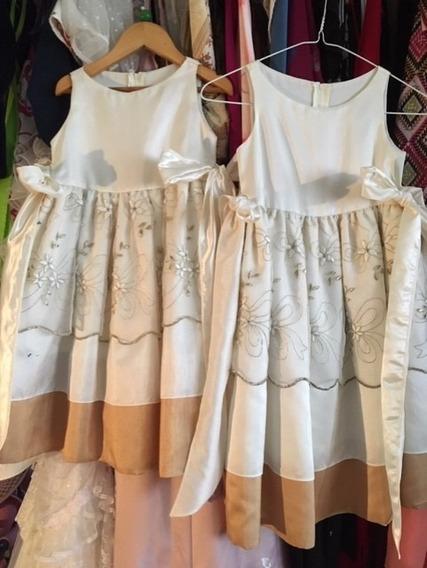 Vestidos Niñas Cortejo Tallas 3 Y 4