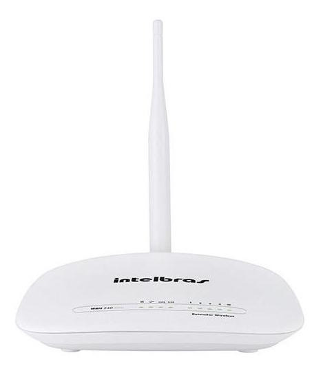 Roteador Intelbras Wireless Wrn 240 Slim N 150