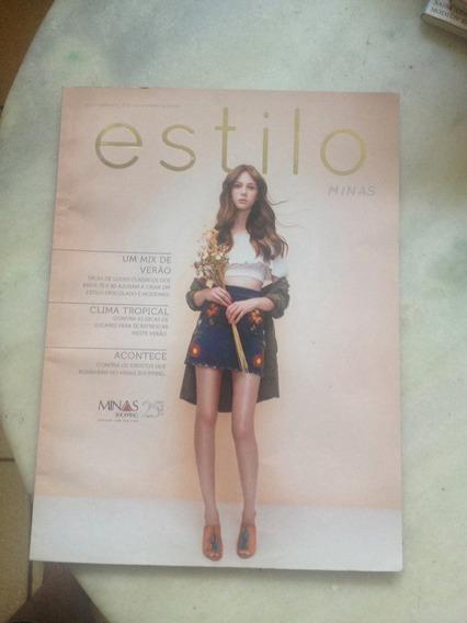 Revista Estilo Minas Ano 9 N 29 2017