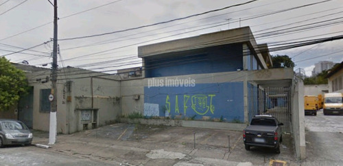 Imagem 1 de 8 de Prédio Comercial, Com Térreo Mais 2 Andares, Santo Amaro, Próximo A Av. João Dias, Oportunidade.   - Ab132435