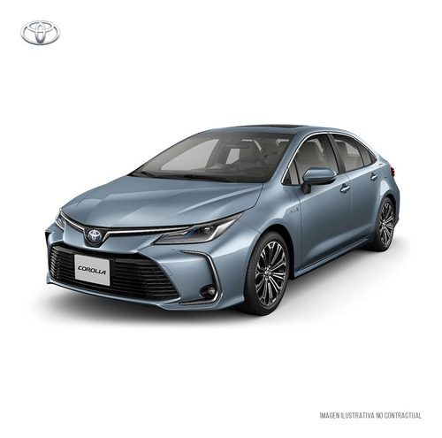 Toyota Corolla 2.0 Seg Cvt My20 0km