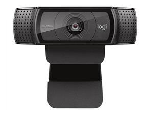 Logitech Hd Pro Webcam C920 Full Hd 1080p 15mp - Câmera Web