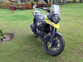 Suzuki V-strom Touring