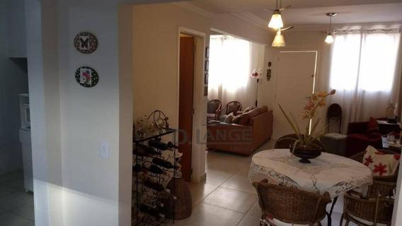 Casa À Venda, 80 M² Por R$ 550.000,00 - Parque Rural Fazenda Santa Cândida - Campinas/sp - Ca13070
