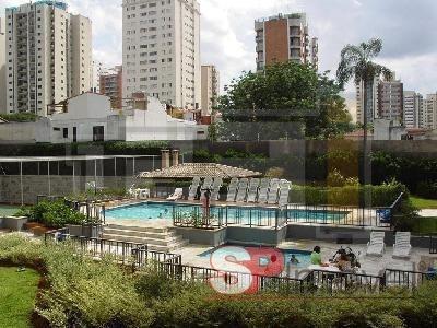 Imagem 1 de 10 de Apartamento Para Venda Por R$2.000.000,00 - Vila Hamburguesa, São Paulo / Sp - Bdi21615