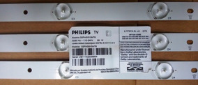 Conjunto De Led Philips 32phg5109 D307-v6 Lote2