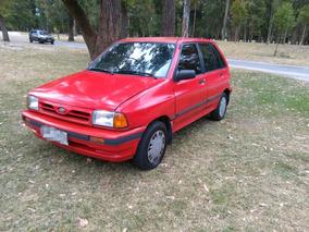 Ford Festiva Gl, Año 1993, 1.3, Muy Buen Estado