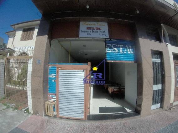 Ponto Comercial À Venda, Pari, São Paulo. - Pt0009