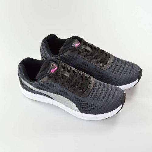 Tenis Feminino Puma Meteor Silver-black