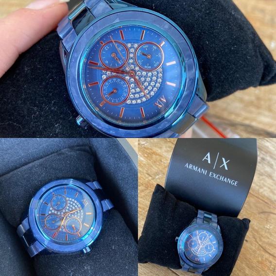 Relógio Armani Exchange Ax-5156 100% Original - Novo