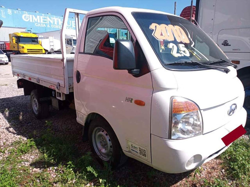 Hyundai Hr Carroceria Metal 2010 Revisada Nova De Tudo.