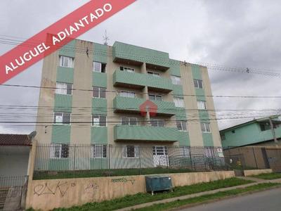 Apartamento Residencial Para Locação, 02 Dormitórios, Capela Velha, Araucária. - Ap0196