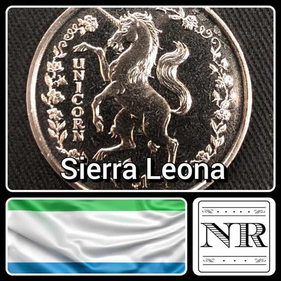 Sierra Leona - 1 Dolar - Año 1997 - Unicornio - Km # 48