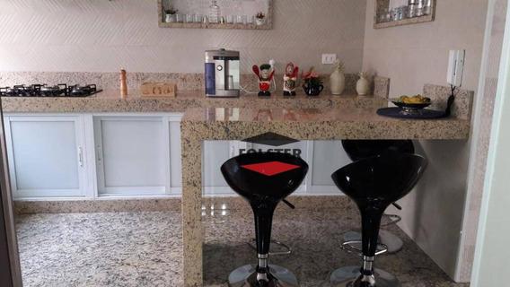 Casa À Venda, 367 M² Por R$ 1.100.000 - Terras De Santa Bárbara - Santa Bárbara D