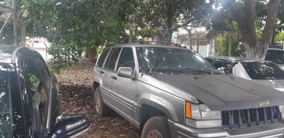 Jeep Grand Cherokee Limited 1997 Sucata