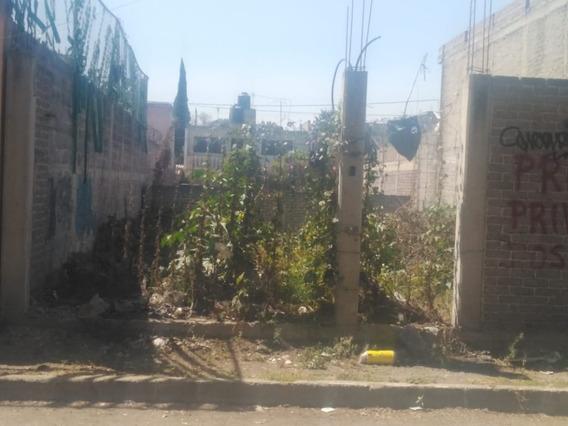 Terreno En Jardines De Morelos Ecatepec
