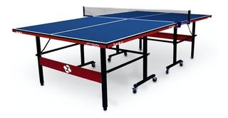 Mesa de ping pong Larca XTT Coach azul