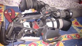 Filmadora Canon Xl1 N Acompanha Carregador Bateria.