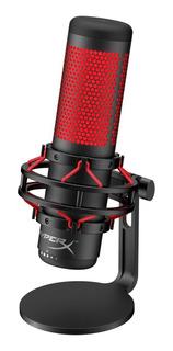 Micrófono Condensador Hyperx Quadcast