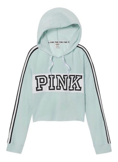 Hoodie Pink Corto 5651
