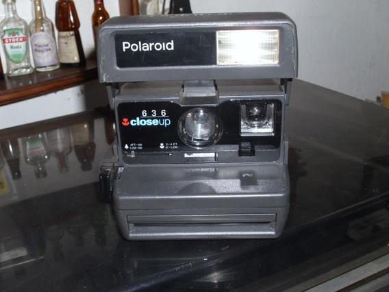 Camera Polaroid Funcionando