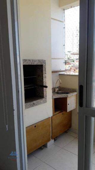 Apartamento Com 2 Dormitórios À Venda, 79 M² Por R$ 245.000 - Estreito - Florianópolis/sc - Ap2609