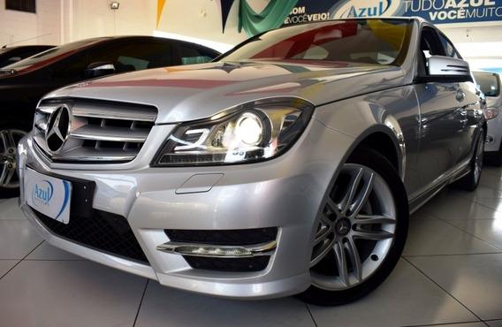 C 200 1.8 Cgi Turbo Sport 16v Gasolina 4p Automat 2014/2014