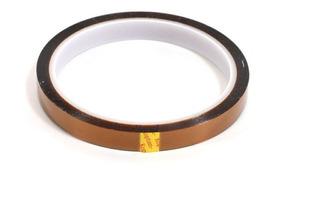 Cinta Kapton Adhesiva Resistente Al Calor Baku 3mm 30 Mts