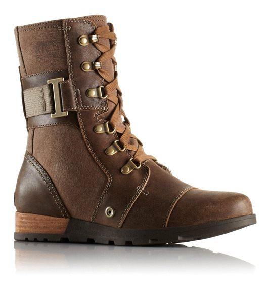 Botas Mujer Impermeables Urbanas Sorel Mayor Carly Boot