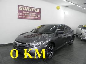 Honda Civic Ex -cvt - Zero Km