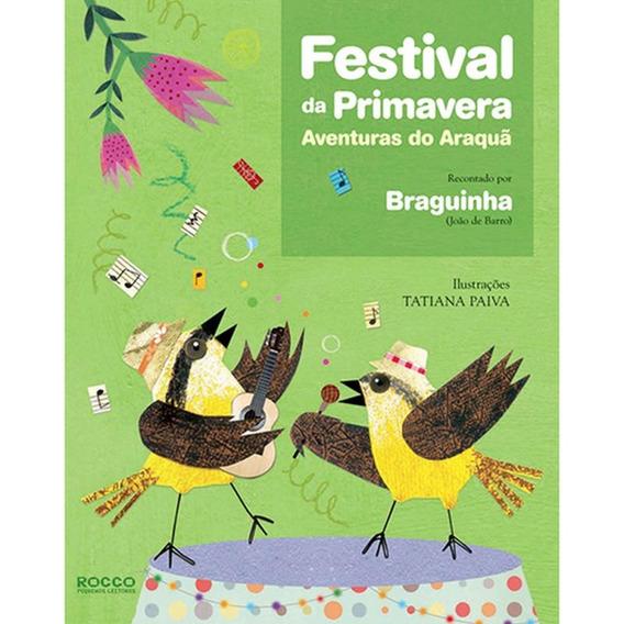 Festival Da Primavera - Aventuras Do Araquã