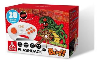 Consola Atari Flashback Blast Portable 20 Juegos Volumen 1