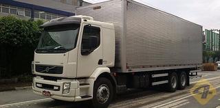 Volvo Vm 270 Truck Ou Bi Truck 20% Entrada