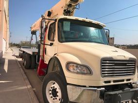 Grua Titan Terex 25 Toneladas En Camion Freightliner